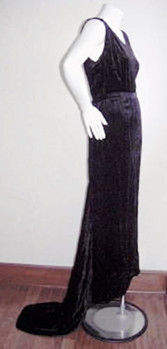 1930s gown, with train,anothertimevintageapparel.jpg