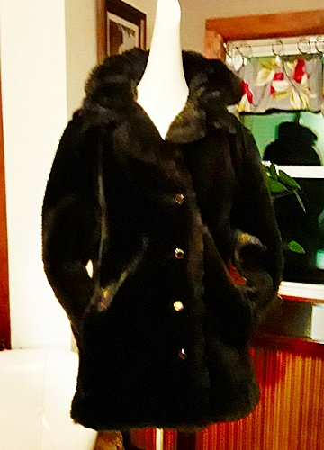 black 60s fake fur jacket,vintage,anothertimevintageapparel.jpg