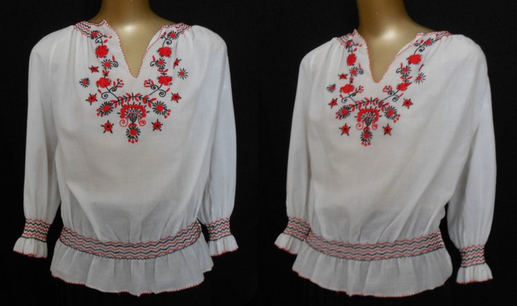 double embroidered  hungarian blouse - full front and full side.jpg