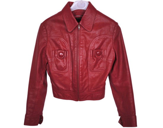 RED Leather Jacket 1970s.jpg
